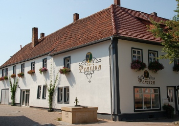 Pension No.7 in Neudietendorf (Nesse-Apfelstädt), bei Erfurt